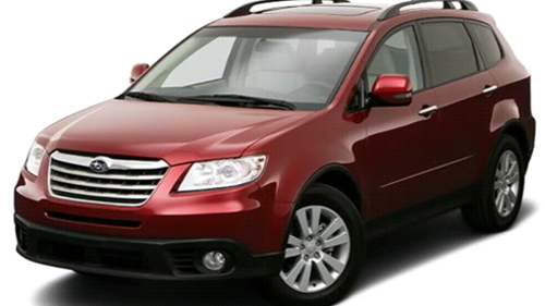 2009 Subaru Tribeca Video Specs