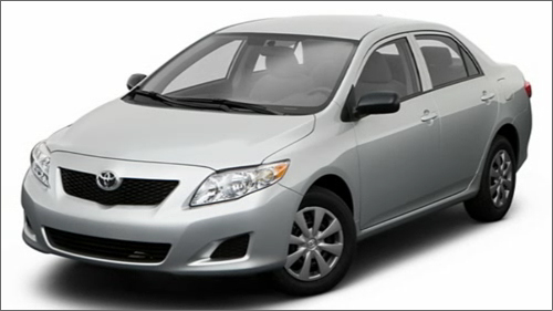 2009 Toyota Corolla Video Specs