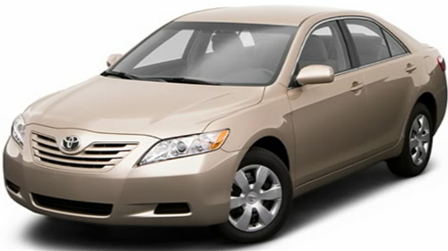Sp�cification Vid�o: Toyota Camry 2009 Video