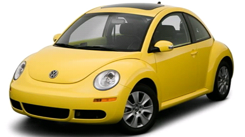 2009 Volkswagen New Beetle Video Specs