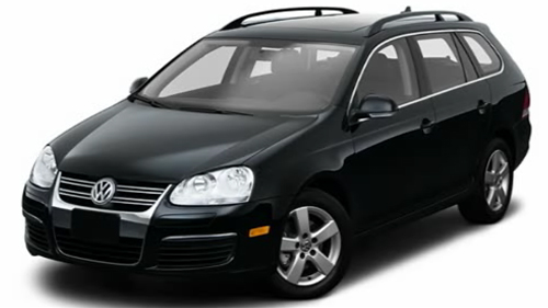 2009 Volkswagen Jetta Wagon Video Specs