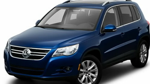 2009 Volkswagen Tiguan Video Specs