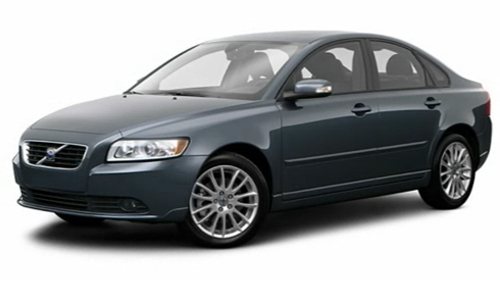 Sp�cification Vid�o: Volvo S40 2009 Video