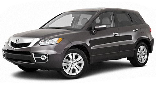 2010 Acura RDX Video Specs
