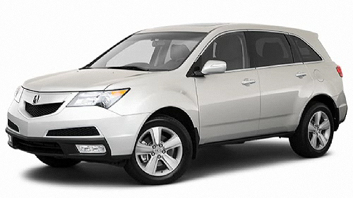 Vid�o de pr�sentation: Acura MDX 2010 Video