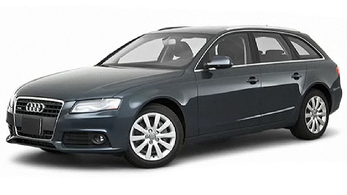 Vid�o de pr�sentation: Audi A4 Avant 2010 Video