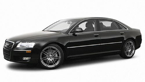 Vid�o de pr�sentation: Audi A8 2010 Video