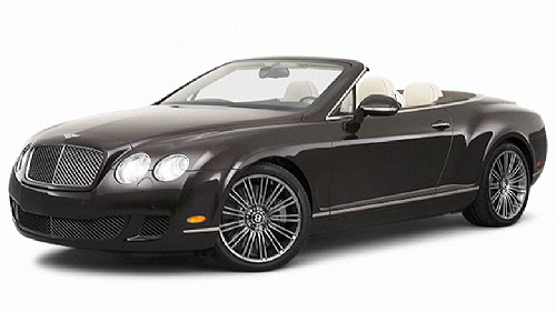 Vid�o de pr�sentation: Bentley Continental GTC 2010 Video