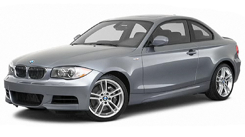 2010 BMW 1 Series Coupe 135i Video Specs