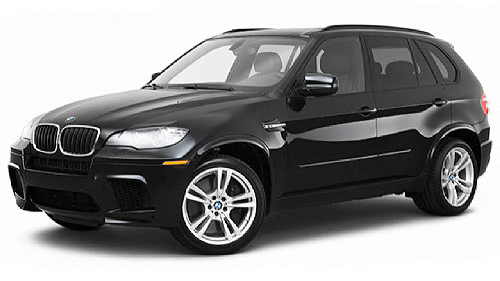 Vid�o de pr�sentation: BMW X5 M 2010 Video