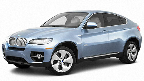 Vid�o de pr�sentation: BMW X6 ActiveHybrid 2010 Video