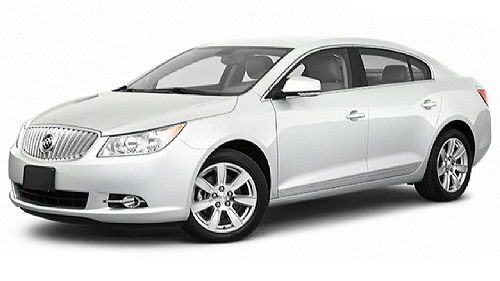 2010 Buick Lacrosse Video Specs