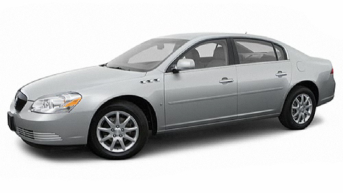2010 Buick Lucerne Video Specs