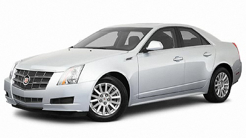 2010 Cadillac CTS Video Specs