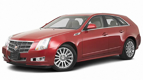 2010 Cadillac CTS Sport Wagon Video Specs