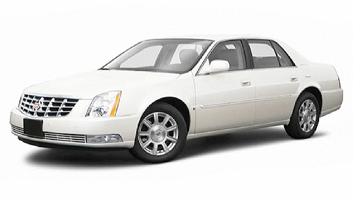 Vid�o de pr�sentation: Cadillac DTS 2010 Video