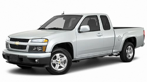 2010 Chevrolet Colorado 4WD Regular Cab Video Specs