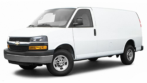 2010 Chevrolet Express Passenger 2500 Video Specs