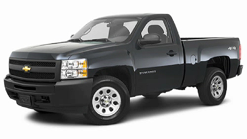 2010 Chevrolet Silverado 1500 4WD Regular Cab Video Specs