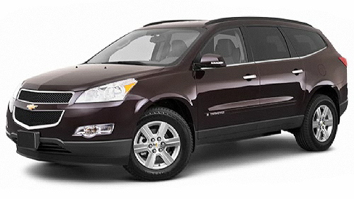 2010 Chevrolet Traverse Video Specs