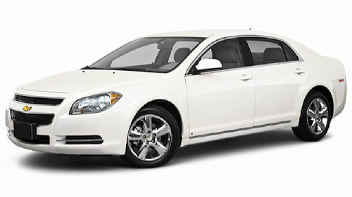Vid�o de pr�sentation: Chevrolet Malibu 2010 Video