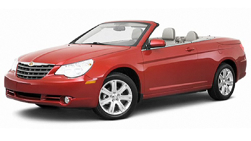 2010 Chrysler Sebring Convertible Video Specs