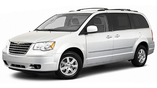 2010 Chrysler Town & Country Video Specs