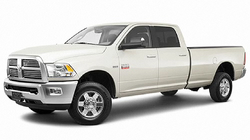 2010 Dodge Ram 2500 4X2 Crew Cab Short bed Video Specs