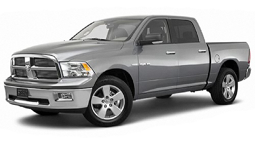 2010 Dodge Ram 4X2 Crew Cab Video Specs