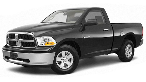 2010 Dodge Ram 4X4 Regular Cab Short Bed Video Specs