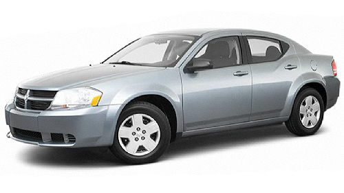Vid�o de pr�sentation: Dodge Avenger 2010 Video