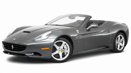 2010 Ferrari California Video Specs