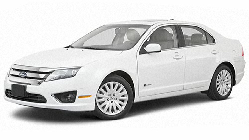 2010 Ford Fusion Hybrid Video Specs