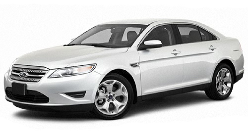 2010 Ford Taurus Video Specs