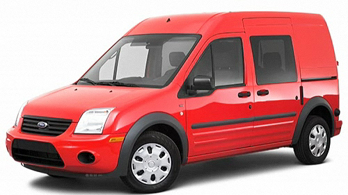 2010 Ford Transit Connect XLT Wagon Video Specs