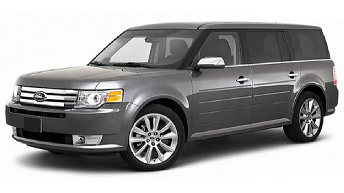 Vid�o de pr�sentation: Ford Flex 2010 Video
