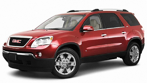 2010 GMC Acadia AWD Video Specs