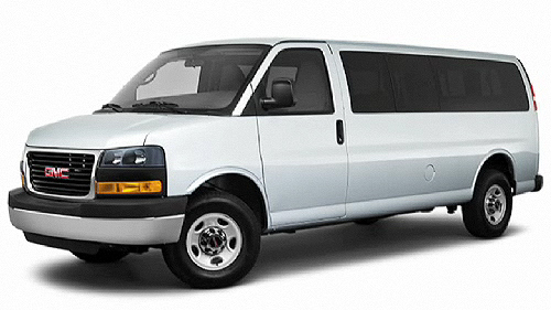 2010 GMC Savana Passenger 3500 Video Specs