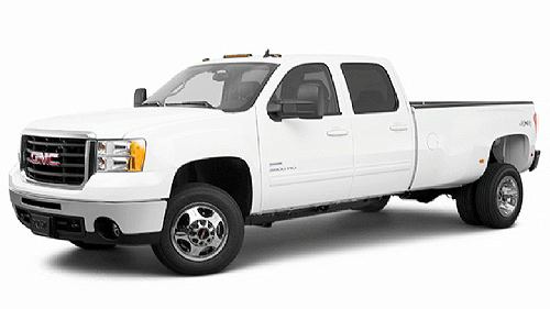 2010 GMC Sierra 3500HD 4WD Extended Cab DRW Video Specs