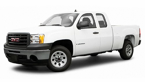 2010 GMC Sierra 1500 Extended Cab 2WD Video Specs