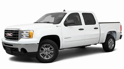 2010 GMC Sierra 1500 Hybrid Video Specs