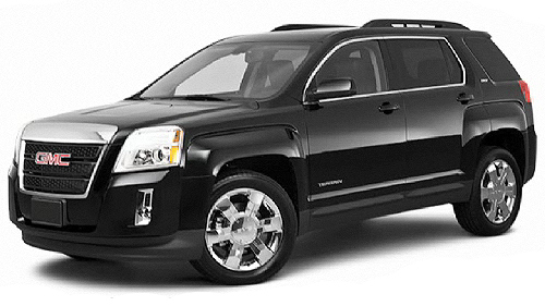 2010 GMC Terrain AWD Video Specs