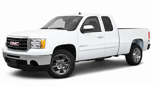 Vid�o de pr�sentation: GMC Sierra 1500 4RM Cabine Simple 2010 Video