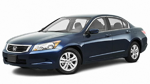 2010 Honda Accord Sedan Video Specs