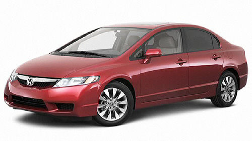 2010 Honda Civic Sedan Video Specs