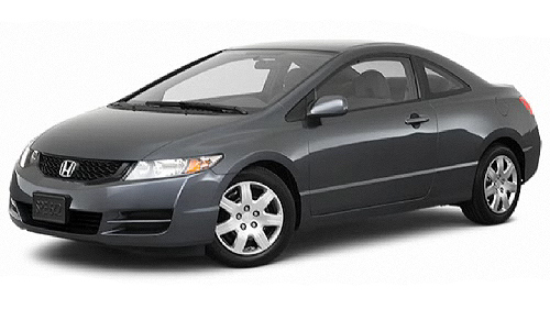2010 Honda Civic Coupe Video Specs