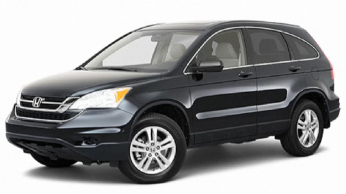2010 Honda CR-V Video Specs
