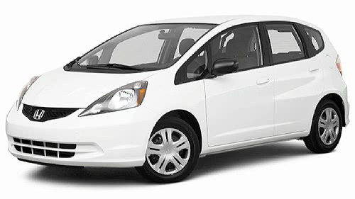 2010 Honda Fit Video Specs