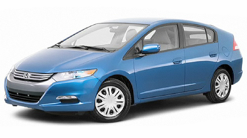 2010 Honda Insight Video Specs