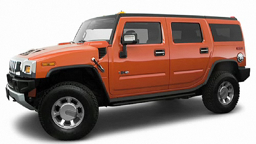 Vid�o de pr�sentation: Hummer H2 SUV 2010 Video